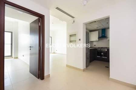 شقة 1 غرفة نوم للايجار في قرية جميرا الدائرية، دبي - Pay 6 Cheques | Fitted Kitchen | Chiller Free