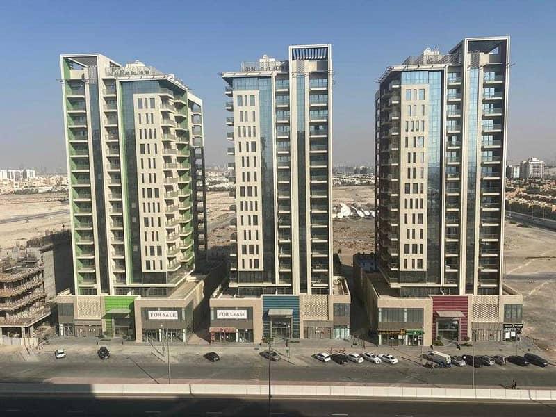 شقة في فاريشتا عزيزي الفرجان 1 غرف 41999 درهم - 5003344