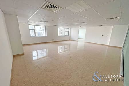 Office for Rent in Business Bay, Dubai - Vacant Now   Close to Metro   Spacious Unit