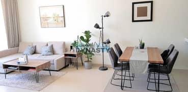 شقة في أكاسيا B أكاسيا بارك هايتس دبي هيلز استيت 1 غرف 1400000 درهم - 5339203