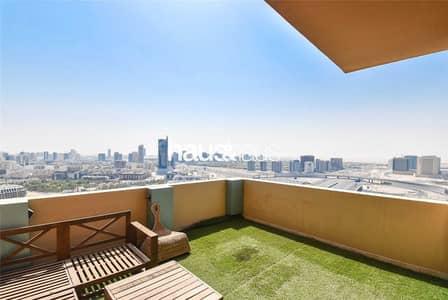 شقة 1 غرفة نوم للبيع في مثلث قرية الجميرا (JVT)، دبي - High Floor   Vacant   Shared Pool and Amenities