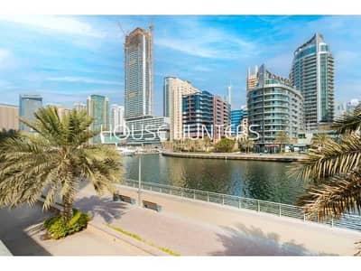 فیلا 3 غرف نوم للبيع في دبي مارينا، دبي - Marina Wharf 2 - Full Marina View - Duplex