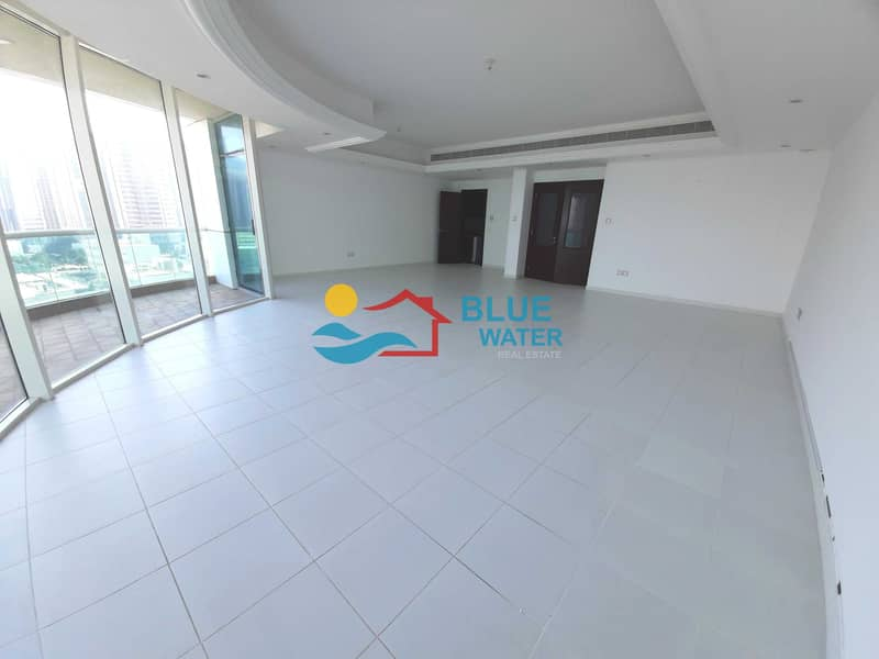 2 Fully Sea View 3 BR With Balcony And Parking.