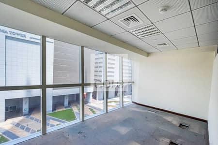 مکتب  للايجار في شارع الشيخ زايد، دبي - Fully Fitted | Spacious Unit | Low Floor