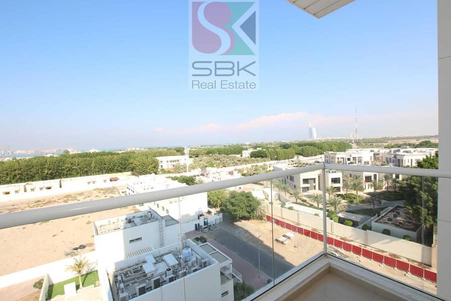 10 Sea view 1 BHK  Apartments in Al Sufouh