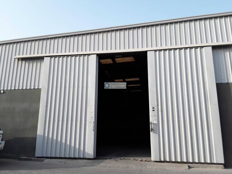 Lease your warehouse today with the best price I