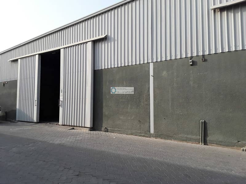 12 Lease your warehouse today with the best price I