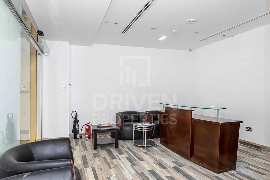 2 Full Floor | Fitted Office | 1Month Free