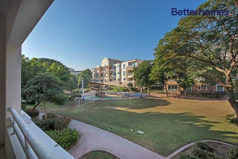 11 Pool View | With Balcony | Furnished Unit