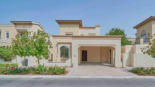 5 Bedroom Villa for Sale in Arabian Ranches 2, Dubai - Mediterranean Style Type 6 Villa Close to the Park