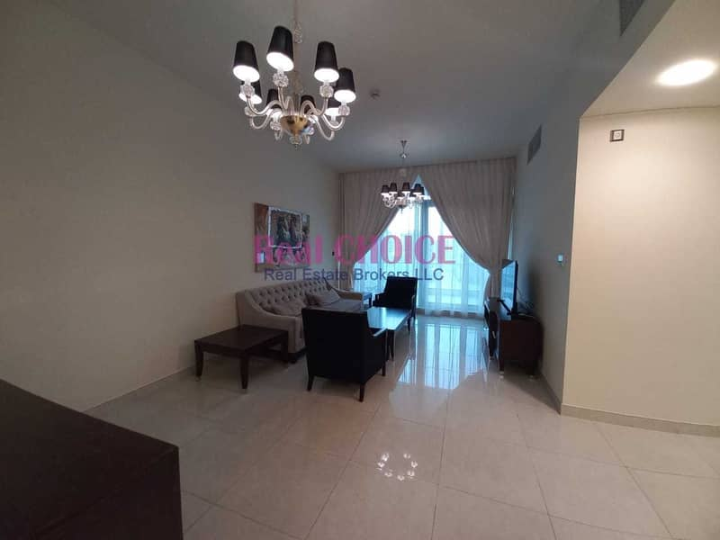 Furnished   2 Bed+Maids room   2 Balcony