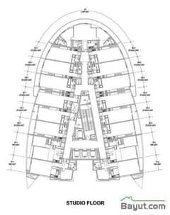 Floors (1-12,15-29)