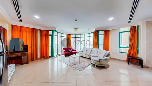 شقة 4 غرف نوم للبيع في دبي مارينا، دبي - قابل للتفاوض I Bright I Prime location I High floor