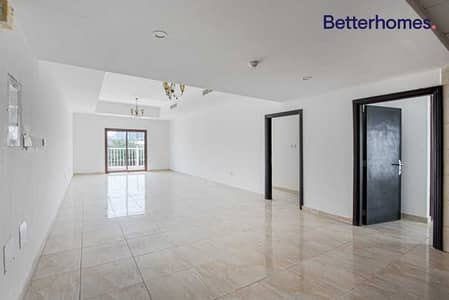 2 Bedroom Apartment for Sale in Jumeirah Village Circle (JVC), Dubai - Huge Layout | Vacant | Brand New | Community View