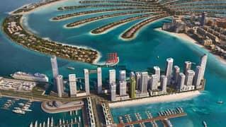 شقة في سانرايز باي إعمار الواجهة المائية دبي هاربور 3 غرف 5424888 درهم - 5339888