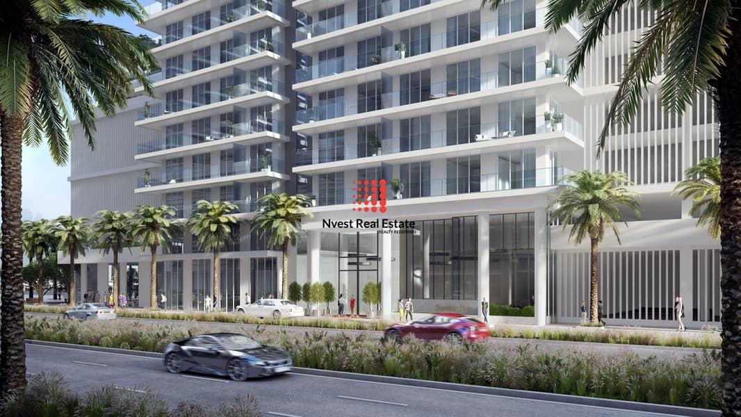 12 Ready 3 Bedroom-Beach Living-Emaar Beachfront-2 years Post Handover Payment Plan