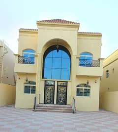 Brand New 5-Bedroom Villa for rent,super deluxe, 5 master rooms maid room in Al Mowaihat Ajman
