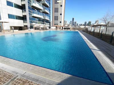 3 Bedroom Apartment for Rent in Al Mamzar, Sharjah - All Facilities Free-3BRH With All Master Room-Maid R-Store R-Laundry R Balcony
