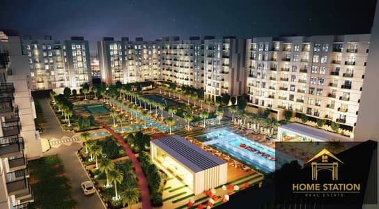 1 Bedroom Flat for Sale in International City, Dubai - Biggest Layout with Best view | overlooking Community