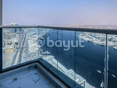 2 Bedroom Flat for Sale in Al Rashidiya, Ajman - Own two rooms and a hall with a charming view in Ajman only 36 thousand payments without free air conditioning fees near Dubai