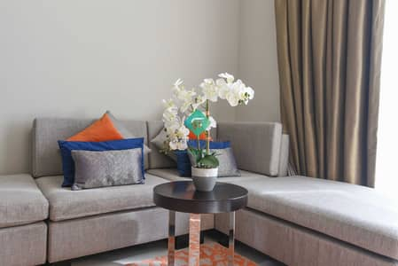 1 Bedroom Flat for Sale in DAMAC Hills (Akoya by DAMAC), Dubai - Beautifully Furnished Unit | Motivated Seller
