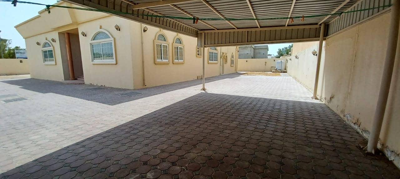 6 BED ROOMS SINGLE STORY VILLA TOLET IN AL WARQAA-3