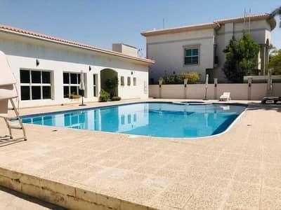 5 BEDROOMS lUXURY COMPOUND VILLA / NEAR TO DUBAI SCHOOL/READY TO MOVE IN