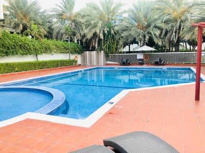 4 BEDROOM COMPOUND VILLA / SHARING POOL & GARDEN /READY TO MOVE IN
