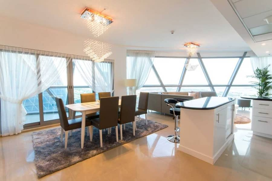 Prime Location   Fully Furnished   High Floor