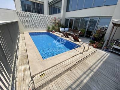6 Bedroom Villa for Sale in Al Raha Beach, Abu Dhabi - Negotiable | Private Pool & Sea View