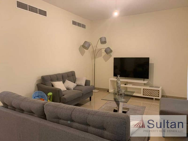 2 Fully Furnished 2+Maid Room Flamingo Villa For Sale