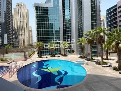1 Bedroom Apartment for Sale in Dubai Marina, Dubai - 1 B/R + Balcony,  Marina View The Waves A