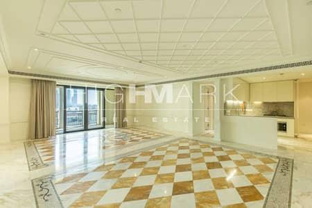 فلیٹ 2 غرفة نوم للبيع في قرية التراث، دبي - Luxury Unfurnished Versace Unit | Community Views