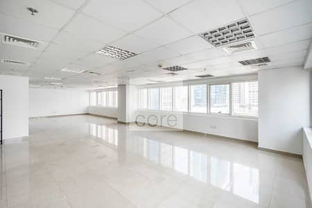 مکتب  للايجار في أبراج بحيرات الجميرا، دبي - Fitted Office | Prime Location | Freezone