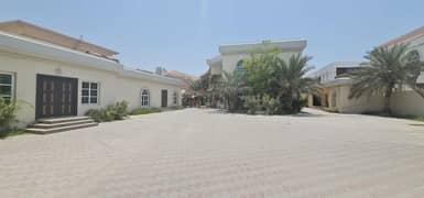 فیلا في أم الشيف 12 غرف 500000 درهم - 5340337