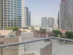 شقة في برج فيوز B برج فيوز وسط مدينة دبي 1 غرف 1100000 درهم - 5293018