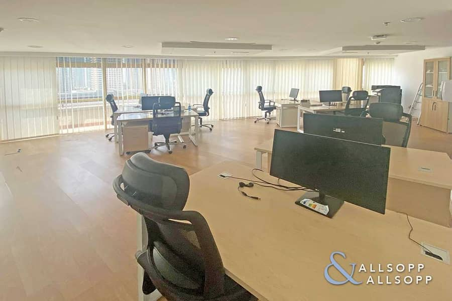 2 Office Space | Fully Fitted | Linked to Metro