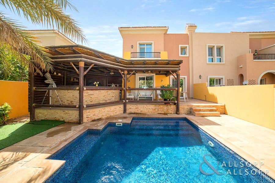 Type 3E | Private Pool | Upgraded 3/4 Beds