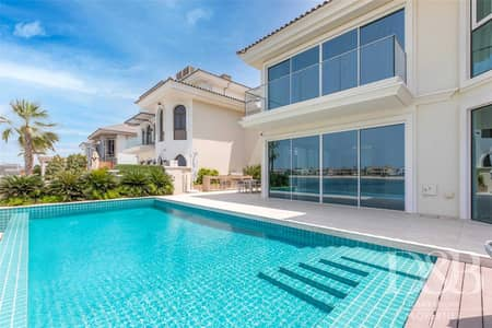 4 Bedroom Villa for Sale in Palm Jumeirah, Dubai - Highest Quality Finish Tip Location Open To Offers