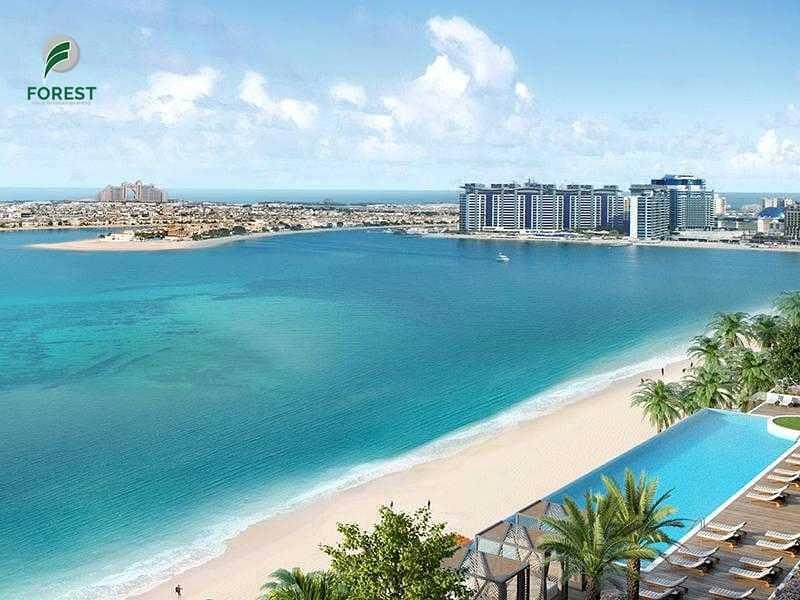 2 Waterfront Living | Luxury 1BR Apt | 5 Yrs PP