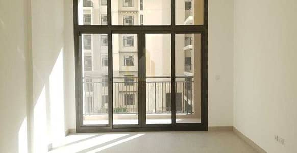 1 Bedroom Flat for Rent in Town Square, Dubai - Stylish and Elegant | 1BR with Balcony | Community View