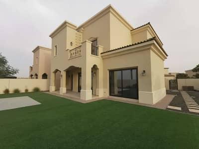 فیلا 5 غرف نوم للايجار في المرابع العربية 2، دبي - Single Row Villa on a Huge Plot