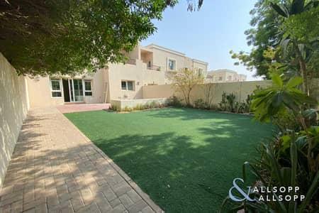 فیلا 3 غرف نوم للبيع في المرابع العربية، دبي - Vacant Now | 3 Beds | Backing Pool + Park