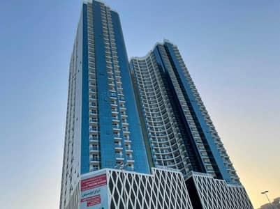 فلیٹ 3 غرف نوم للايجار في الراشدية، عجمان - شقة في أبراج الواحة الراشدية 1 الراشدية 3 غرف 50000 درهم - 5340977