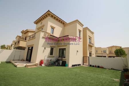 فیلا 4 غرف نوم للبيع في ريم، دبي - Type 2E   Backing Park and Pool   Maintained