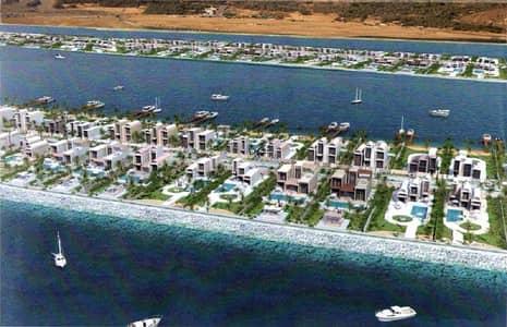 island of Dana Dibba Al Fujairah..