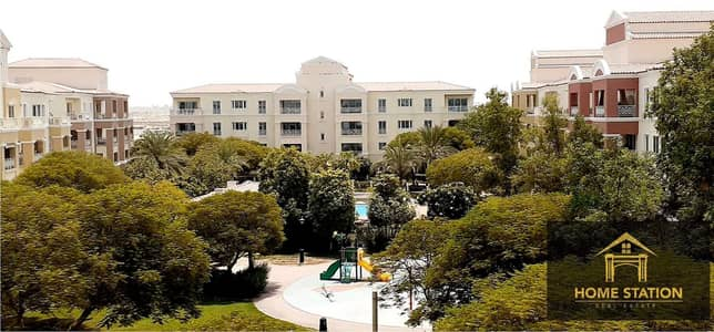 1 Bedroom Flat for Sale in Green Community, Dubai - Vacant 1 BR  with Pool/Garden view