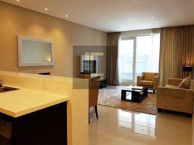 فلیٹ 1 غرفة نوم للبيع في الخليج التجاري، دبي - Furnished 1BR Apt || Motivated Seller || Mid Floor