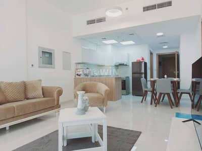 1 Bedroom Apartment for Rent in Arjan, Dubai - BRAND NEW BUILDING | CHILLER FREE | FURNISHED  | CLOSE TO EXIT