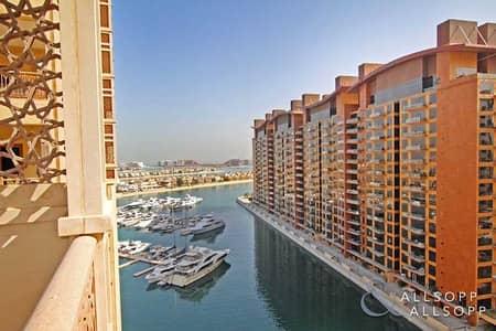 فلیٹ 2 غرفة نوم للايجار في نخلة جميرا، دبي - 2 Beds   Sept 20th   High Floor   Marina